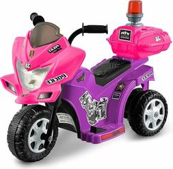 Ride On Toys For 2 Year Olds Toddler Girls 6V Battery Powere