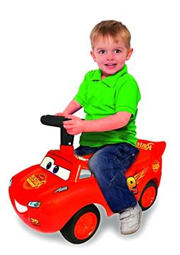 Ride On Toys Lightning McQueen For Girls/Boys Toddlers Ridin