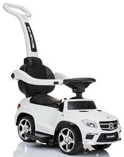 Ride On Toys Mercedes Benz GL 63 Push Car Foot on Floor Stro