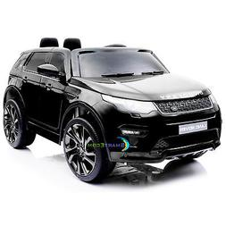 Ride On Toys Land Rover Remote Control MP4 Touch Screen Open