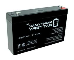 Mighty Max Battery Ride On Replacement 6V 7AH Battery For Ki