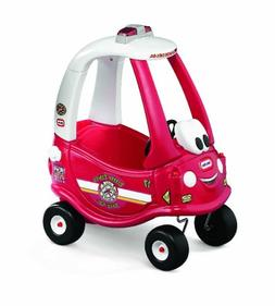 Little Tikes Ride & Rescue Cozy Coupe-30th Ann Ed –