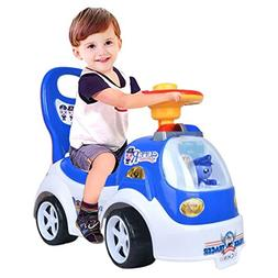 Gotian Children's Ride On Toy Kids Car Push Along Bike Toddl