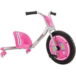 Razor Rip Rider 360 Drifting Ride-On Tricycle Trike - Pink |