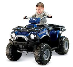 Kids Off road Car Ride on Toys Power Wheels Kawasaki Brute F
