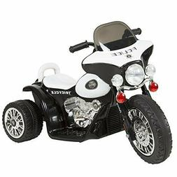 ROCKIN' ROLLERS 3 Wheel Mini Motorcycle Trike for Kids, Batt