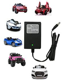 12V Round hole Style Style Charger For Power Wheels Ride On