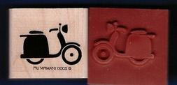 SCOOTER BIKE Ride toy Transportation Fun Card NEW STAMPIN' U