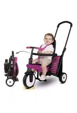 Smart Trike Folding Tricycle smarTrike Ride On 5-in-1 smarTf