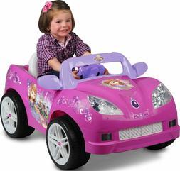 Disney Sofia the First Convertible Car 6-Volt Battery-Powere