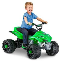 Sport ATV Quad 12V Fits Two Battery Powered Ride On GreenToy