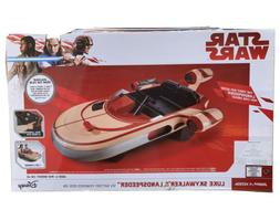 Radio Flyer Star Wars 12V Luke Skywalkers Landspeeder  Ride