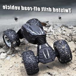 Stunt RC Car Twisting <font><b>Vehicle</b></font> Car Drivin