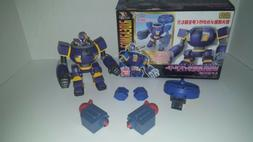 Bandai Super Minipla Megaman Ride Armor and Vile Model Kit A