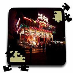 3dRose TDSwhite – Miscellaneous Photography - Amusement Pa
