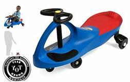 The Original PlasmaCar by PlaSmart – Blue – Ride On Toy,