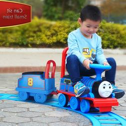 Thomas Train Children's Electric Rail Car Kids <font><b>Ride