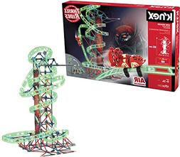K'NEX Thrill Rides – Web Weaver Roller Coaster Building