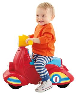Toddler Baby Bike Bicycle Scooter Educational Toy Horn Ride