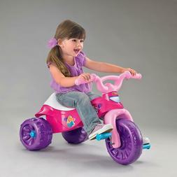 toddler learning ride on trike girls pink