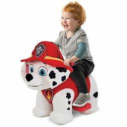 Toddler Ride On Nick Jr. PAW Patrol Marshall Plush Battery O