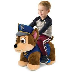 Toddler Ride On Nick Jr. PAW Patrol Chase Plush Battery Oper