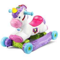 Toddlers Rocker/Ride On Prance and Rock Learning Unicorn Bab
