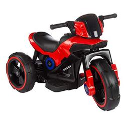 Lil' Rider Ride-On Toy Trike Motorcycle - Battery Operated E