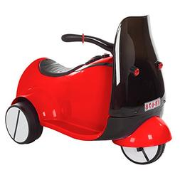 Ride on Toy, 3 Wheel Motorcycle Euro Trike for Kids by Lil'