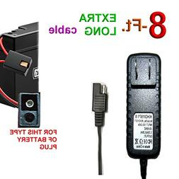 KHOI1971 8-FEET Wall Charger AC Adapter for Disney Quad ATV