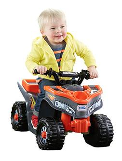 Power Wheels Kawasaki Lil' Quad 6 Volt Ride On - Orange
