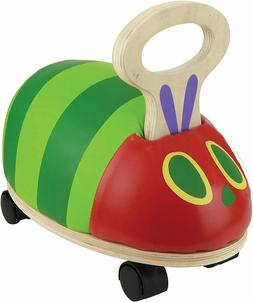 World of Eric Carle Ride 'n' Roll Caterpillar Ride On